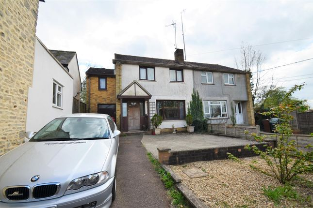 3 bed semi-detached house for sale in Freehold Street, Lower Heyford, Bicester