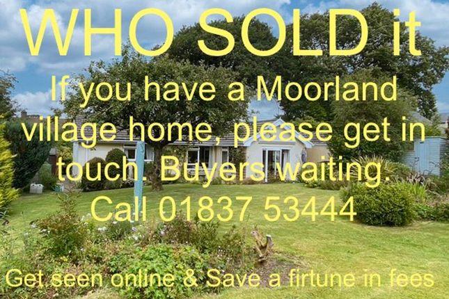 Thumbnail Property for sale in Throwleigh, Okehampton