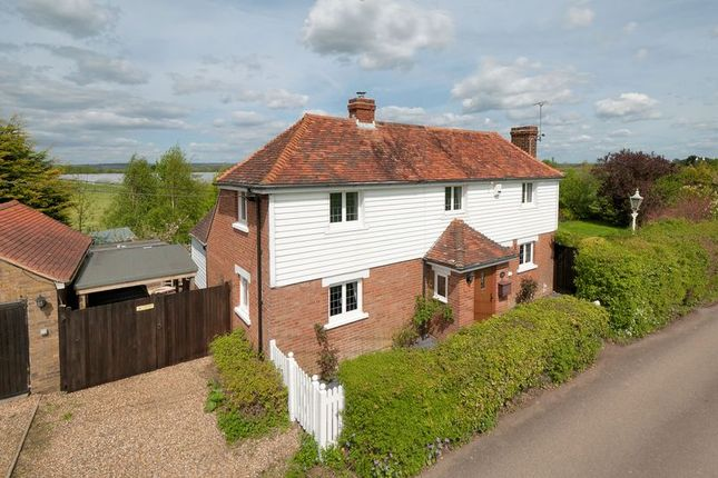 Thumbnail Detached house for sale in Rose Cottage, Kings Lane, Marden