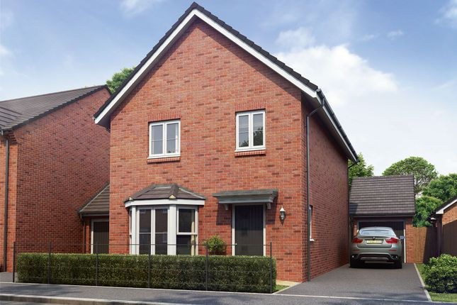 "Thumbnail Link-detached house for sale in ""The Wordsworth"" at Hartburn, Morpeth"
