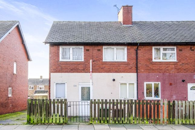 Thumbnail End terrace house for sale in College Grove, Whitwood, Castleford