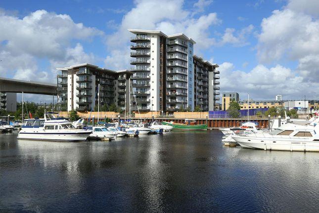 Thumbnail Flat for sale in Alexandria, Watkiss Way, Cardiff