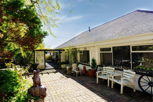 Thumbnail Detached bungalow for sale in Old Llantrisant Road, Tonyrefail, Porth, Mid Glamorgan