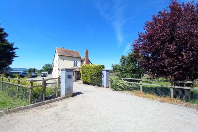 Thumbnail Detached house for sale in Little Hereford, Herefordshire