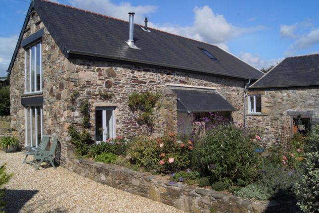 Thumbnail Barn conversion to rent in Lee Moor, Plymouth