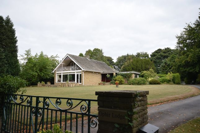 Thumbnail Detached house for sale in New Road, Badsworth, Pontefract