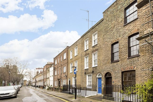 Thumbnail Terraced house for sale in Wynyatt Street, London