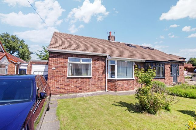 Thumbnail Bungalow for sale in South Ridge, Gosforth, Newcastle Upon Tyne