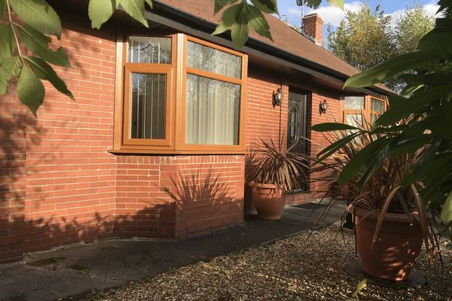 Thumbnail Detached bungalow for sale in Sheffield Road, Godley, Hyde