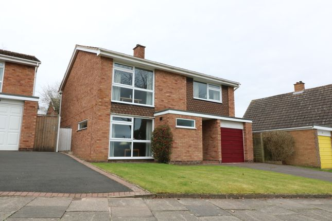 Thumbnail Detached house for sale in Sir Richards Drive, Harborne, Birmingham
