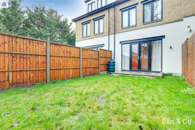 Thumbnail Terraced house to rent in Childs Terrace, Siverst Close, Northolt
