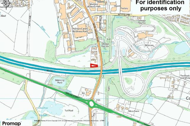 Thumbnail Land for sale in Walsall Road, Norton Canes, Cannock