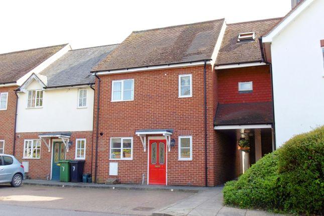Thumbnail Town house to rent in Ladygrove Court, Abingdon