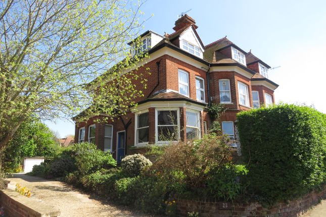 Thumbnail Flat to rent in Norwich Road, Cromer