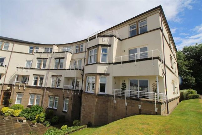 Thumbnail Flat for sale in Levan Point, Gourock, Renfrewshire