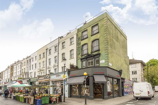 Thumbnail Flat to rent in Portobello Road, London