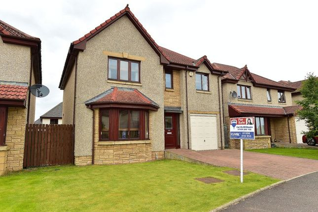 4 bed detached house for sale in Bruce Street, Bathgate