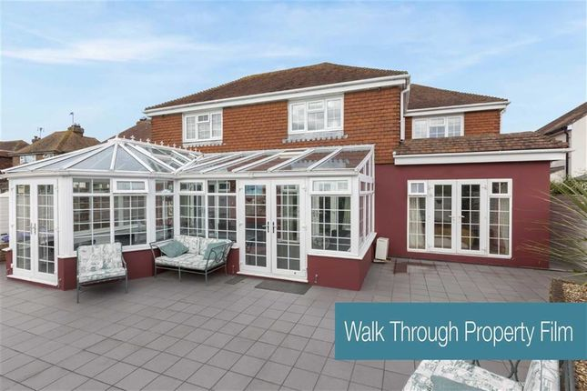 Thumbnail Detached house for sale in Hailsham Road, Stone Cross, Pevensey