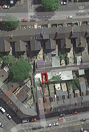Thumbnail Land for sale in Darran Street Cathays, Cardiff