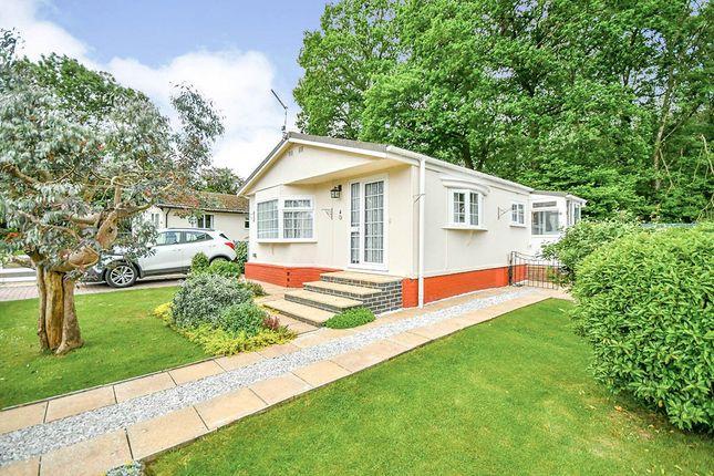 3 bed mobile/park home for sale in Lydiard Residential Park, Royal Wootton Bassett, Swindon SN4