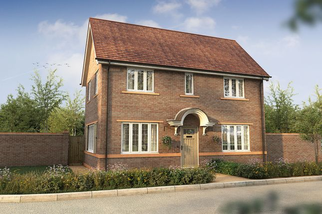 "Thumbnail Detached house for sale in ""The Lyttelton"" at Wharford Lane, Runcorn"