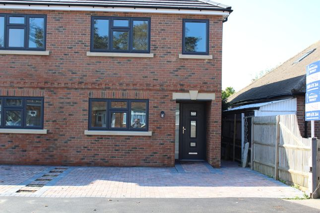 Thumbnail Semi-detached house for sale in Hardy Avenue, Ruislip