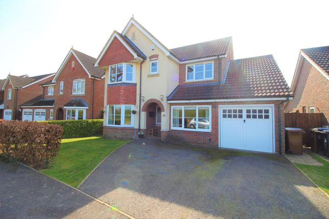 Thumbnail Detached house for sale in Great Braitch Lane, Hatfield