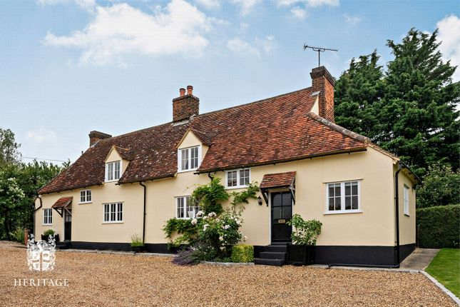 Detached house for sale in Stock Street, Coggeshall, Essex
