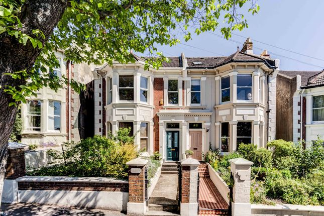 Thumbnail Semi-detached house for sale in Stanford Avenue, Blakers Park, Brighton