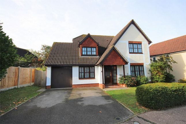 Thumbnail Detached house for sale in Broadoaks Crescent, Braintree, Essex