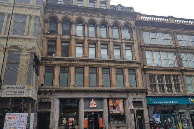 Thumbnail Retail premises to let in Union Street, Glasgow