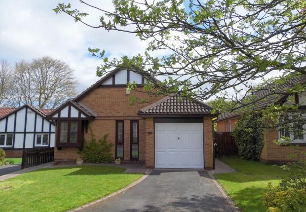 Thumbnail Detached bungalow for sale in Dene Hall Drive, Bishop Auckland
