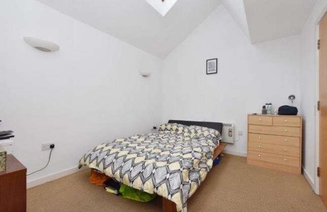 Master Bedroom of City Wharf, 1 Nursery Street, Sheffield, South Yorkshire S3