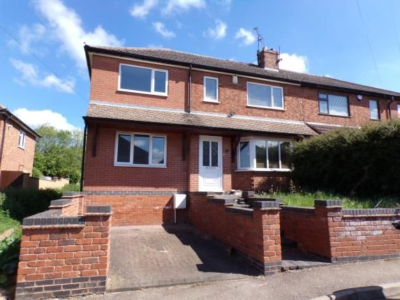 Front of Unicorn Street, Thurmaston, Leicester, Leicestershire LE4