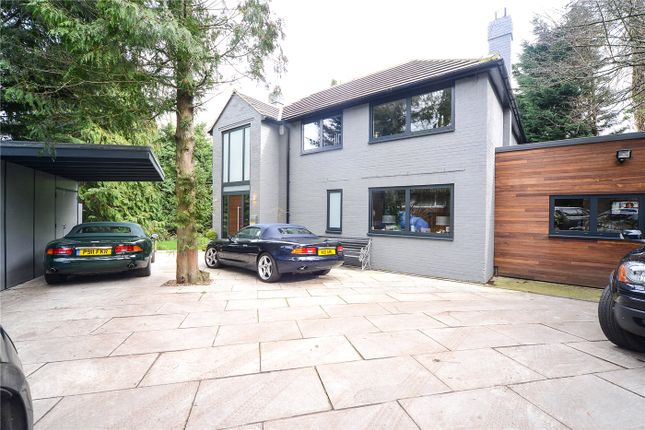 Thumbnail Detached house for sale in Highfield Hill, London