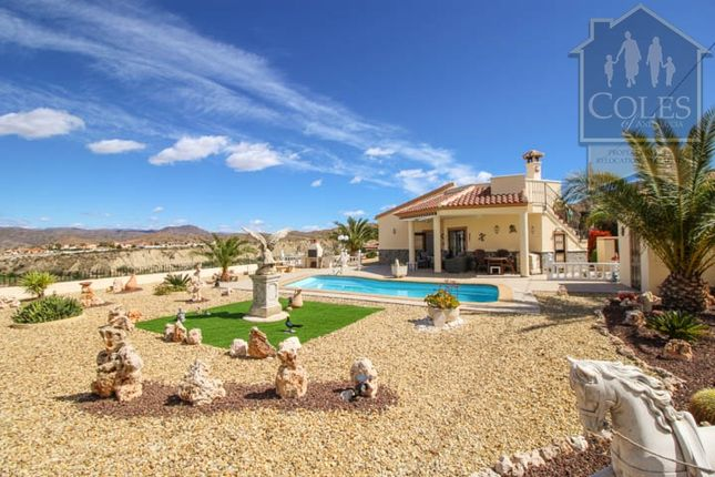 Thumbnail Villa for sale in Los Garcias, Arboleas, Almería, Andalusia, Spain
