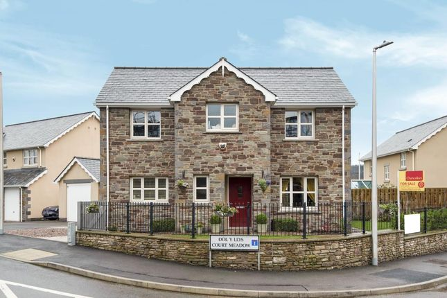 Thumbnail Detached house for sale in Hay On Wye/Brecon, Bronllys