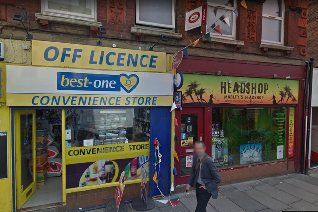 Retail premises for sale in Fisherton Street, Salisbury