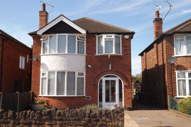 Thumbnail Detached house to rent in Trentham Drive, Nottingham