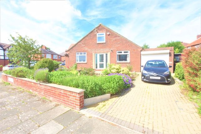 Thumbnail Detached bungalow for sale in Cotswold Gardens, High Heaton, Newcastle Upon Tyne