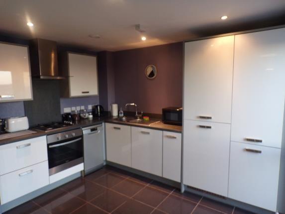 Kitchen of The Square, Upton, Northampton, Northamptonshire NN5