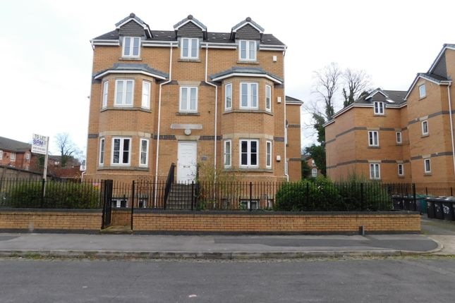 Thumbnail Flat to rent in Mitford Road, Fallowfield, Manchester