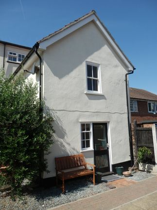 Thumbnail End terrace house to rent in West Street, Harwich