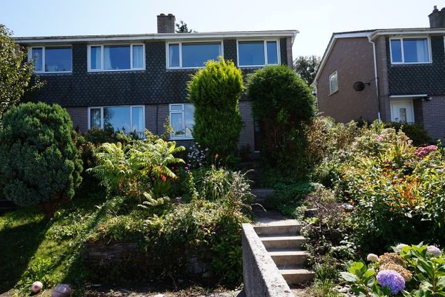 3 bed semi-detached house for sale in Knighton Road, Wembury, Plymouth