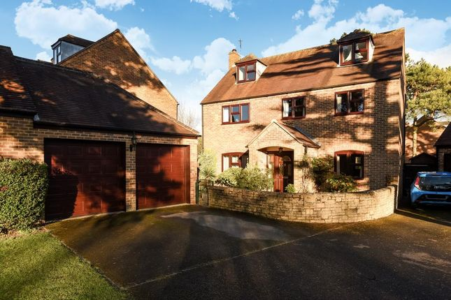 Thumbnail Detached house for sale in Newland Mill, Witney