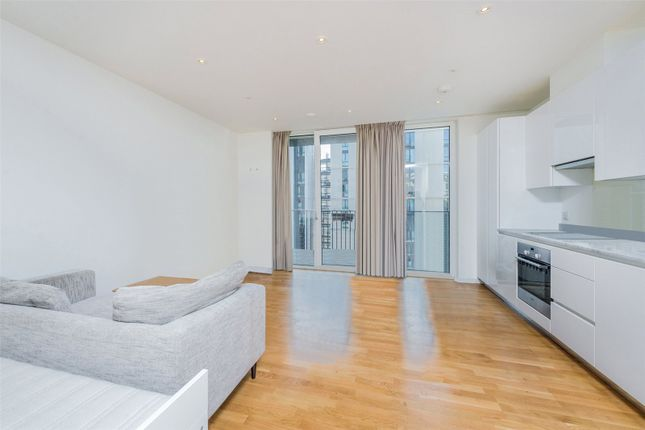 Thumbnail Flat for sale in Festive Mansions, 10 Napa Close, London