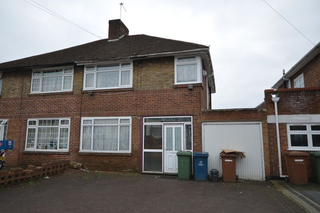 Semi-detached house for sale in Weston Drive, Stanmore