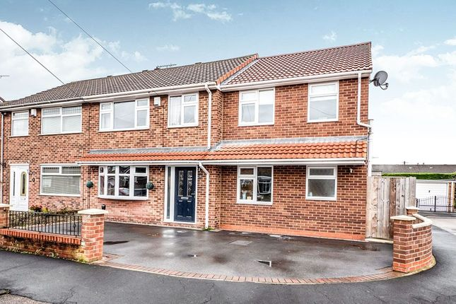 Thumbnail Semi-detached house for sale in Moor Green, Hull