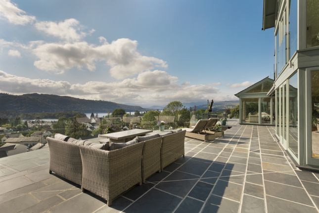 Thumbnail Detached house for sale in Post Knott Cottage, Brantfell Road, Bowness-On-Windermere, Cumbria