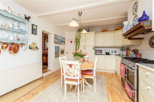Dining Kitchen of Whinfield Lane, Preston PR2